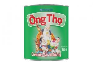 Sữa đặc Ông Thọ có đường xanh lá lon 380g
