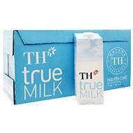 Sữa tiệt trùng TH True Milk nguyên chất 1 lít (thùng 12 hộp)