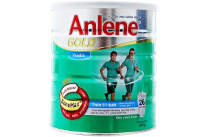 Sữa bột Anlene Gold Vanilla lon 800g