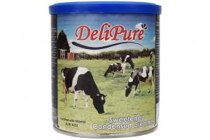 Sữa đặc có đường Delipure lon 1kg