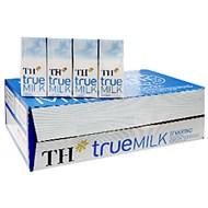 Sữa tươi TH True Milk ít đường hộp 180ml (thùng 48 hộp)