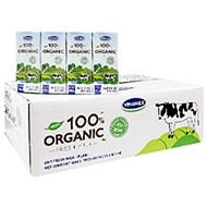 Sữa tươi tiệt trùng Vinamilk 100% Organic hộp 180ml (thùng 48 hộp)