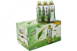 Trà Xanh Matcha Tea+ plus chai 455ml (thùng 24 chai)