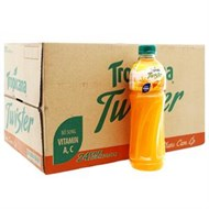 Nước ép Cam Twister chai 455ml (thùng 24 chai)