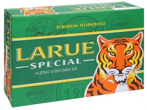 Thùng 24 lon bia Larue Special 330ml