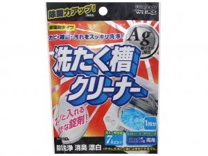 Viên tẩy làm sạch lồng máy giặt Welco khử mùi kháng khuẩn gói 70g