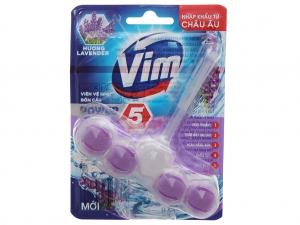 Viên vệ sinh bồn cầu VIM hương lavender 55g