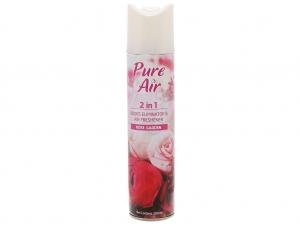 Xịt phòng Pure Air hương hoa hồng say đắm 280ml