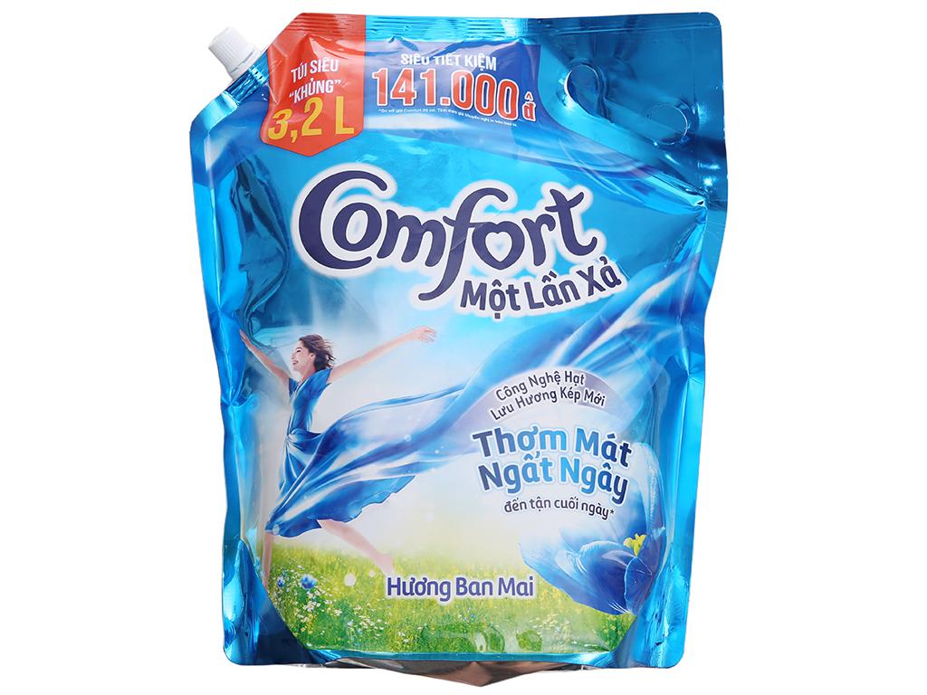 Nước xả xải Comfort đậm đặc