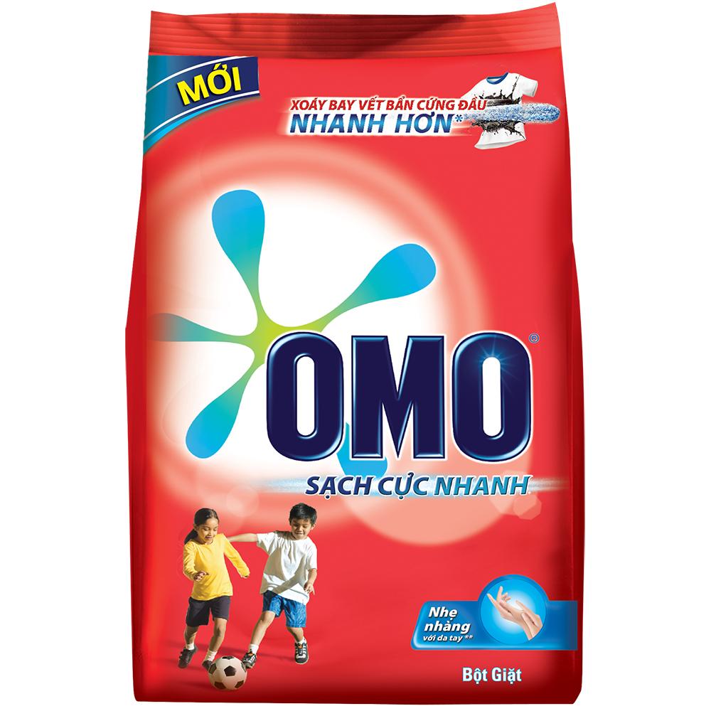 Bột Giặt OMO Đỏ (6kg) - 32004692
